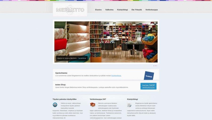 Käsityöliike Tampere